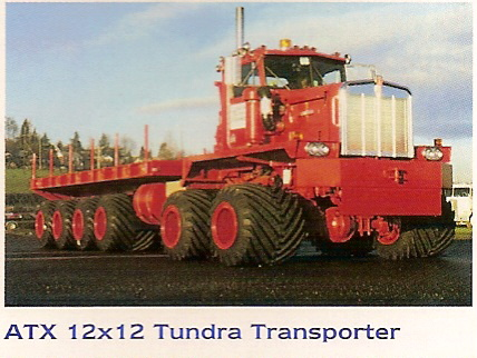 Kenworth ATX (Offroad vehicles) - Trucksplanet