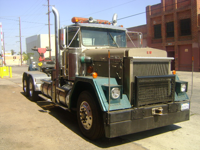 Kenworth W900 Alaska Hauler (Commercial vehicles) - Trucksplanet