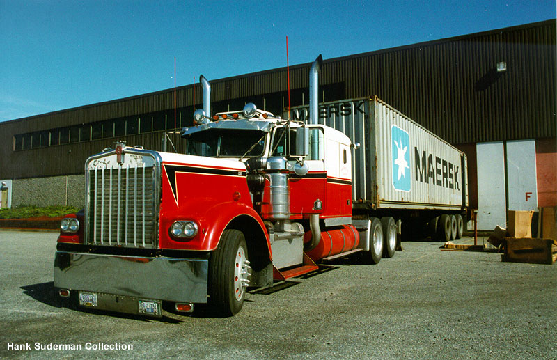 kenworth w900a commercial vehicles history photos pdf copyright to hank struckpictures