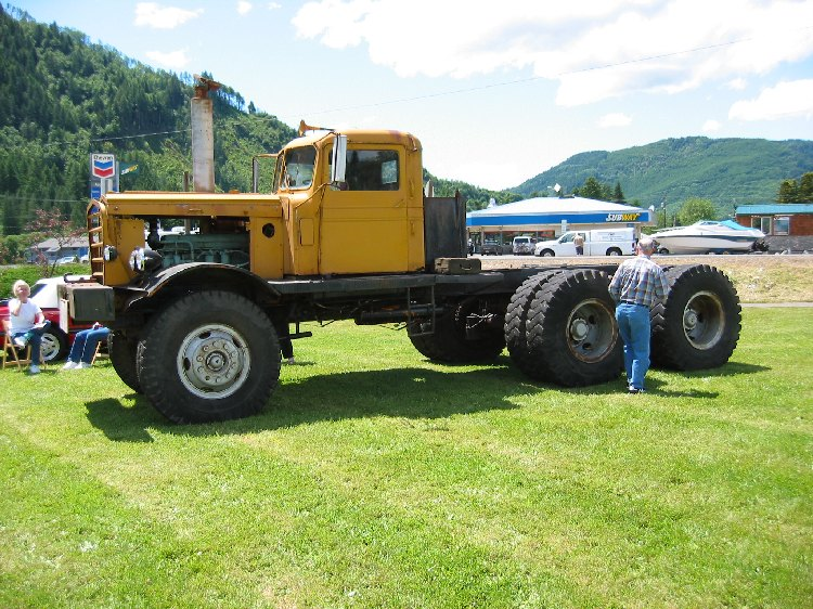 Kenworth 848 848s With Old Cab Offroad Vehicles