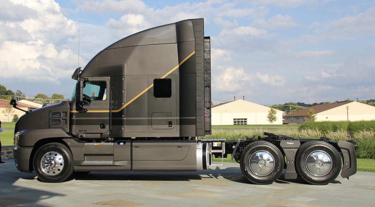 Mack Anthem (Commercial vehicles) - Trucksplanet