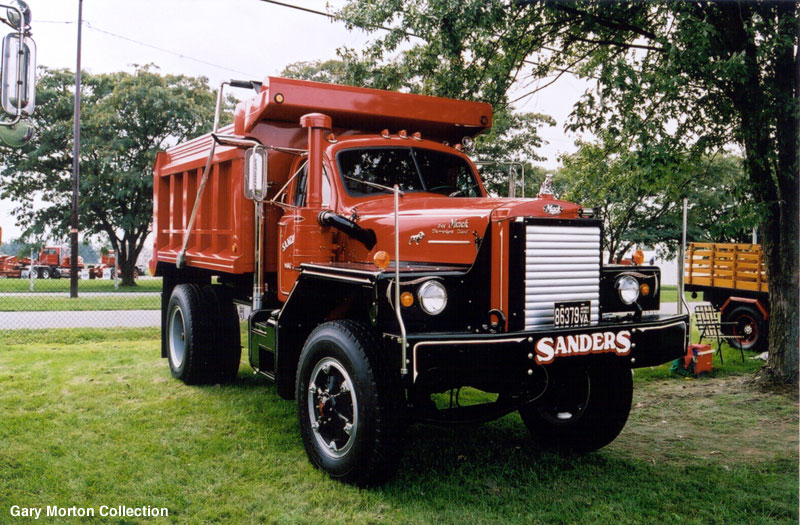Mack B80 B81 B83 B85 B86 B87 Commercial Vehicles