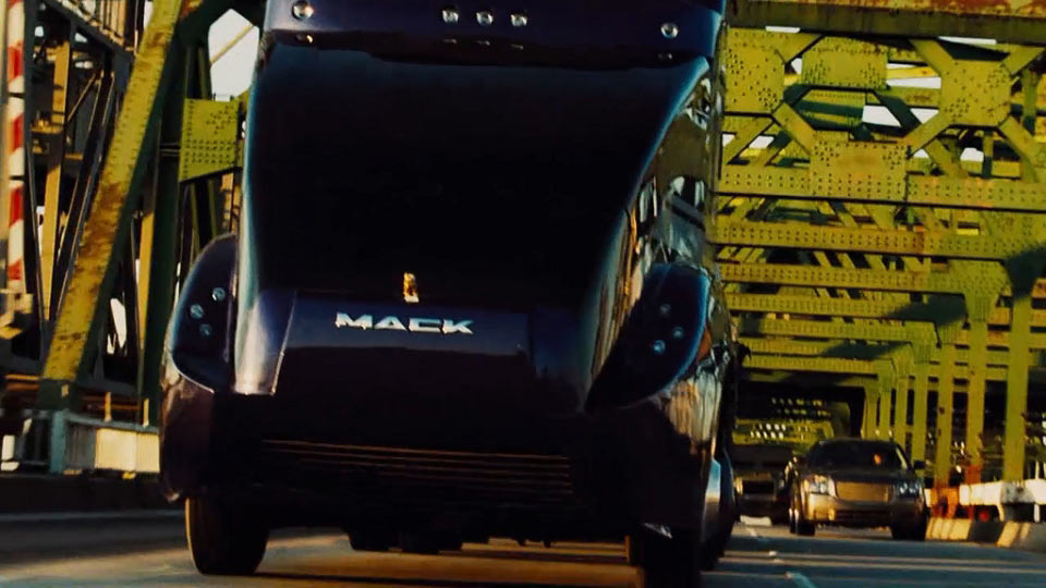 """Mack Concept Truck - """"The Island"""" (Vehicles from movies ..."""