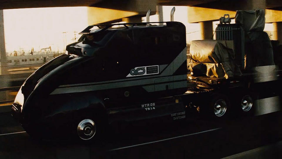 Mack Truck Concept : Mack concept truck quot the island vehicles from movies