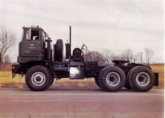Mack f900 military vehicles trucksplanet for Planet motors on military