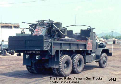 Mack M54 (Military vehicles) - Trucksplanet