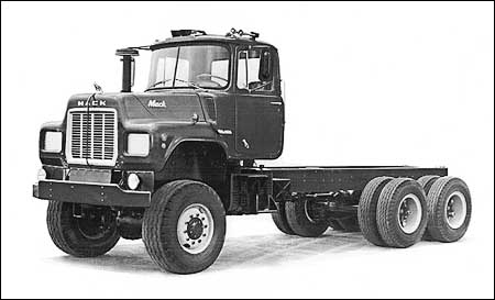 Mack U / DM (Commercial vehicles) - Trucksplanet