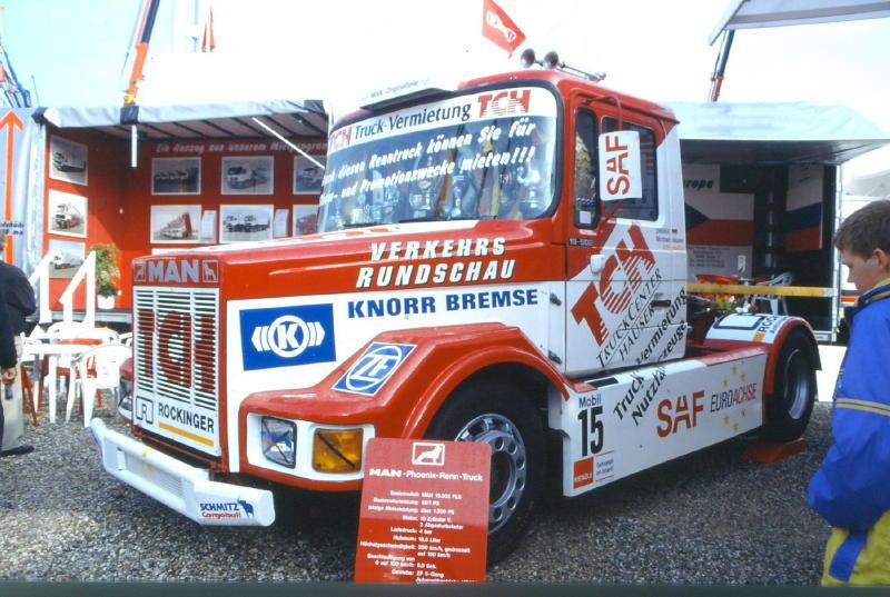 Man Phoenix Truck Racing Racing Vehicles Trucksplanet