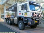 TGA Rally Raid Technical Truck