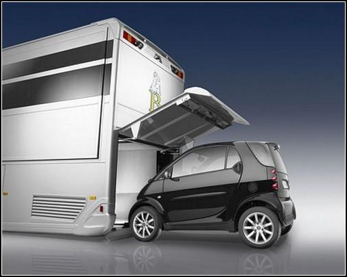 Mercedes benz actros a cero mobile home concept vehicles for Mobile mercedes benz