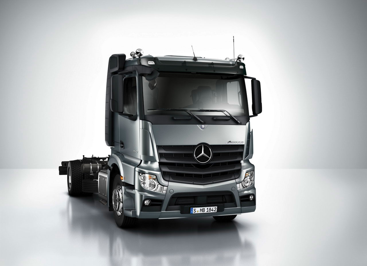 mercedes benz actros iv 2300 cab commercial vehicles trucksplanet. Black Bedroom Furniture Sets. Home Design Ideas