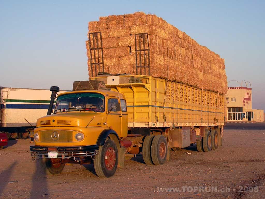 Mercedes Benz 1924 Truck History >> Mercedes Benz L La Lk Lf Ls Heavy Range Commercial Vehicles