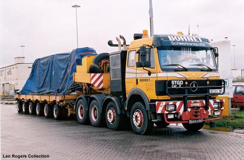 mercedes-benz mk / sk 1 серия (commercial vehicles) - trucksplanet