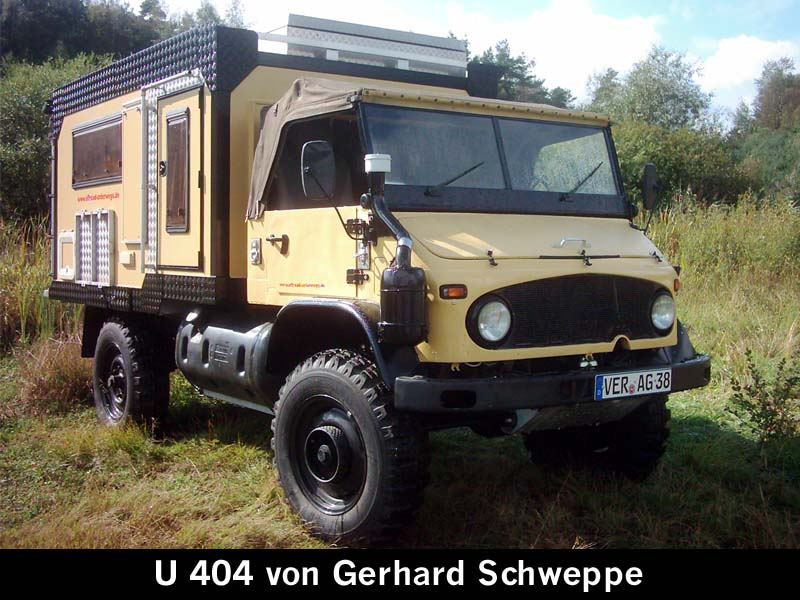 MercedesBenz Unimog 404  S Military vehicles  Trucksplanet