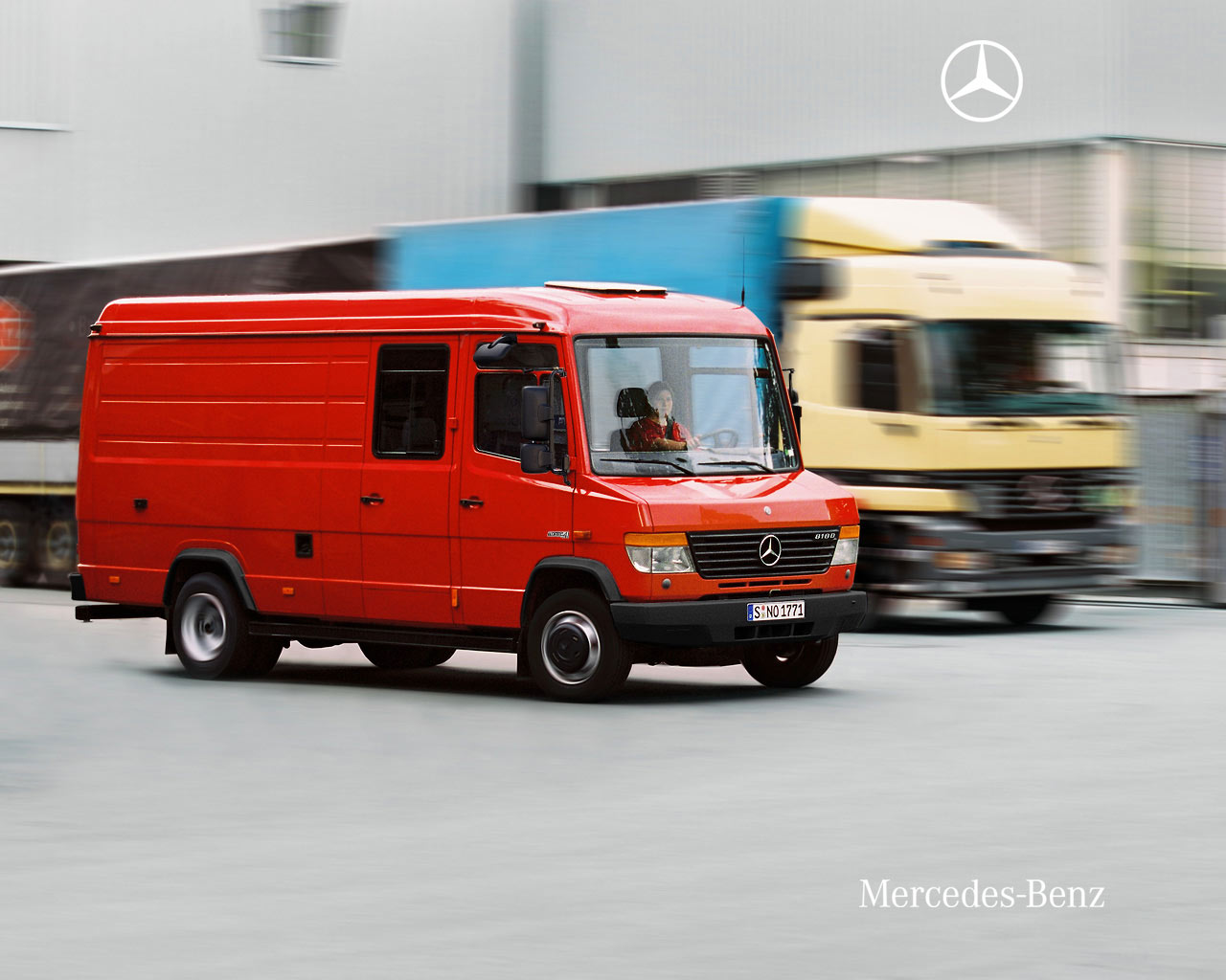 Mercedes benz vario commercial vehicles trucksplanet for Mercedes benz commercial trucks