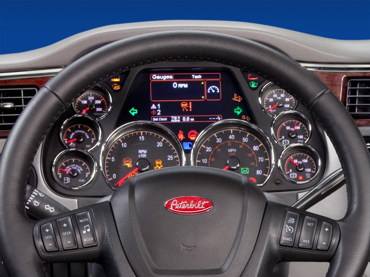 2012 Peterbilt 587 Interior Fuse Box Commercial Vehicles Trucksplanet 1280x961