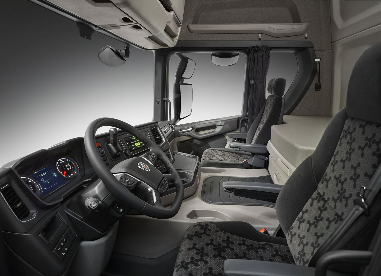 Scania G Series 4th Generation Commercial Vehicles