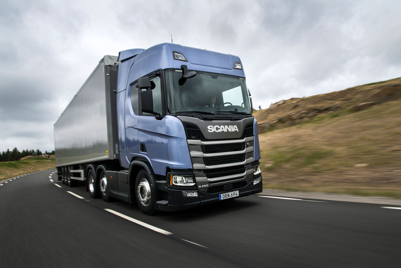 Scania R-series / S-series (Commercial vehicles ...