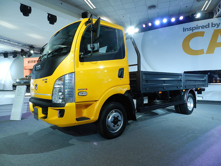 Tata Ultra Commercial Vehicles Trucksplanet