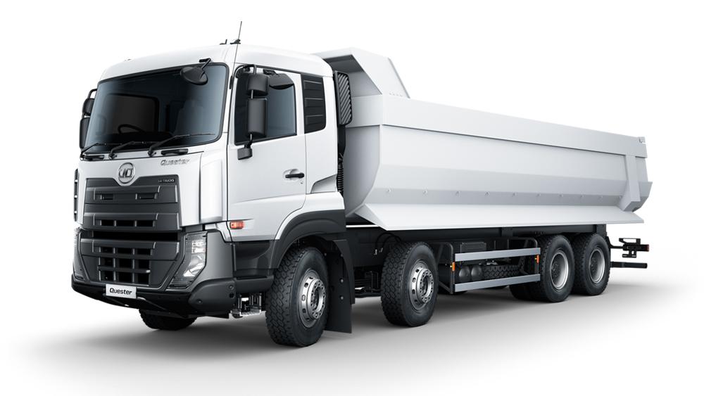 used truck parts nissan diesel ud autos weblog. Black Bedroom Furniture Sets. Home Design Ideas