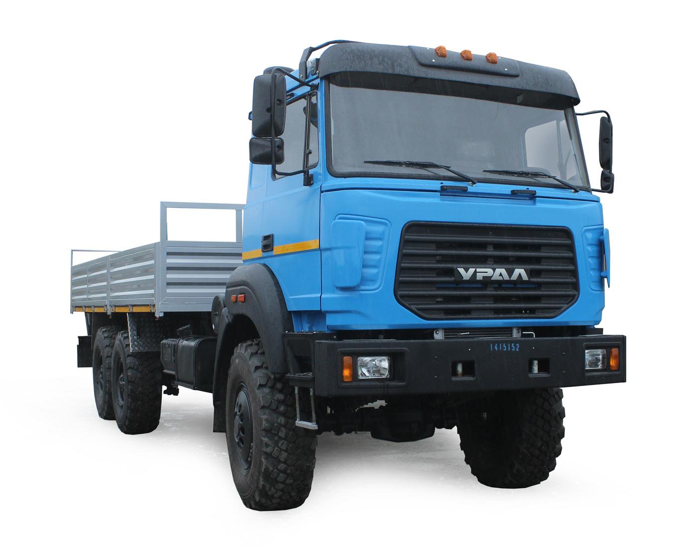 Ural M 4320 80 81 82 Commercial Vehicles Trucksplanet Engine Diagram