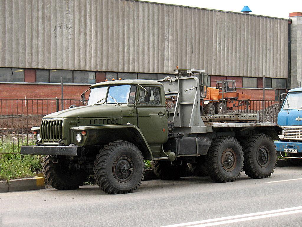 Ural 43204 Commercial Vehicles Trucksplanet Engine Diagram