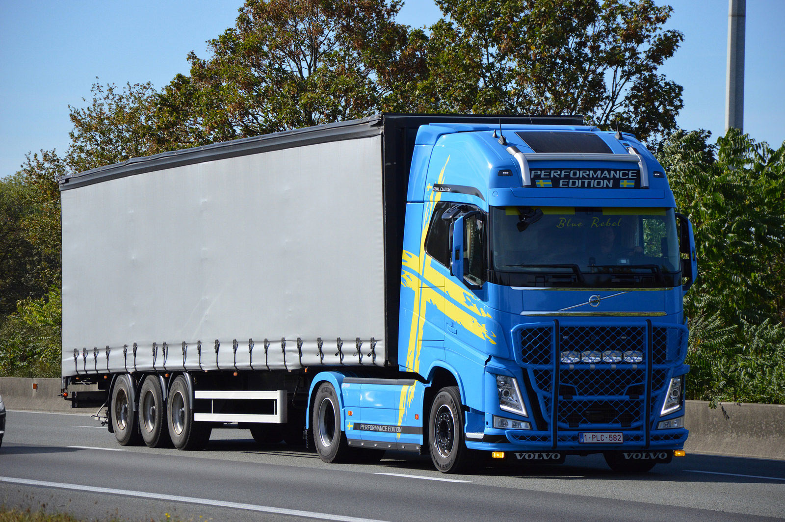 Volvo Fh Performance Edition Limited Editions Trucksplanet
