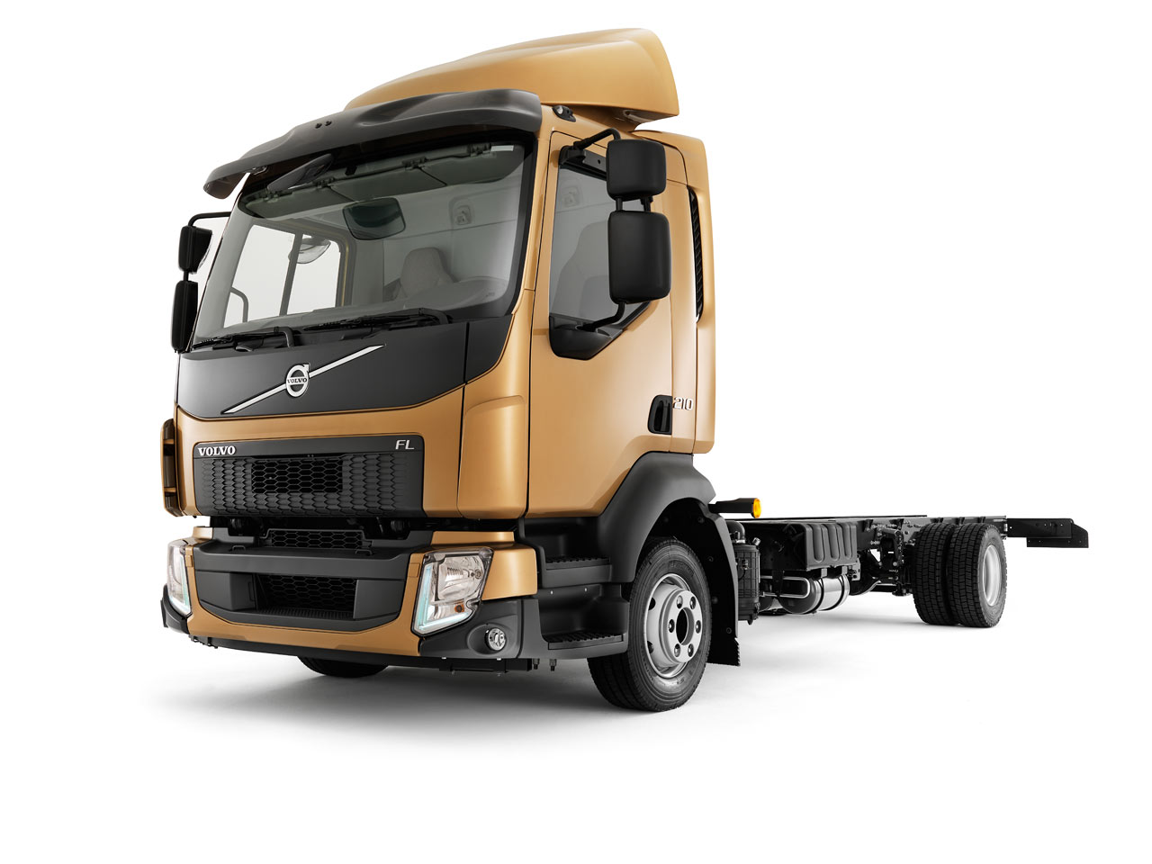 Volvo FL / FE 2nd generation (Commercial vehicles) - Trucksplanet