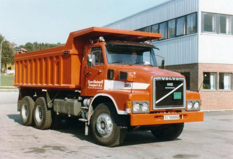 Volvo N7 / N10 / N12 (Commercial vehicles) - Trucksplanet