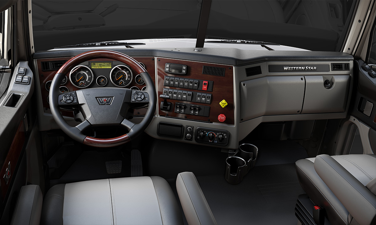 Western Star 5700xe Commercial Vehicles Trucksplanet Cruise Control Wiring Diagram