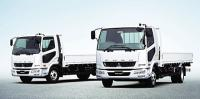 Mitsubishi Fuso Introduces 8-Ton Fighter