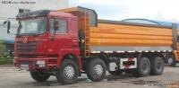 Lightweight dump truck from China