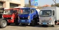 First shots of new chinese trucks CDW