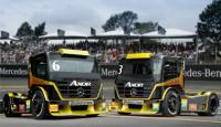 Mercedes Axor F Race Truck for 2011 season