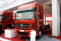 Auto Shanghai 2011: Facelift for DongFeng 天龙 (Denon)