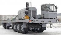 Huge 6-axle MZKT chassis for drilling equipment
