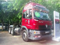 Facelift for the work-horse Foton Auman