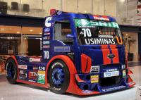 Fenatran 2011: Ford has shown a new truck for the Formula Truck championship
