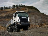 New off-road lineup by Scania