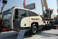 BICES 2011: Terex has presented two new cranes