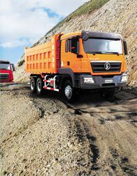 First information about new generation Shaanxi trucks