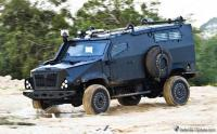 FORT - an armored Israelian vehicle for urban missions