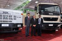 Tata presented 6 new heavy trucks