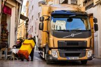 Volvo Trucks updated FL and FE delivery models
