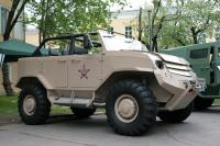 Toros and Cleaver are new russian armored vehicles