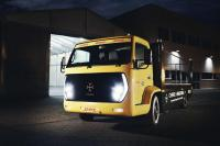 The Formula E Is Getting Electric Trucks 'Charge'