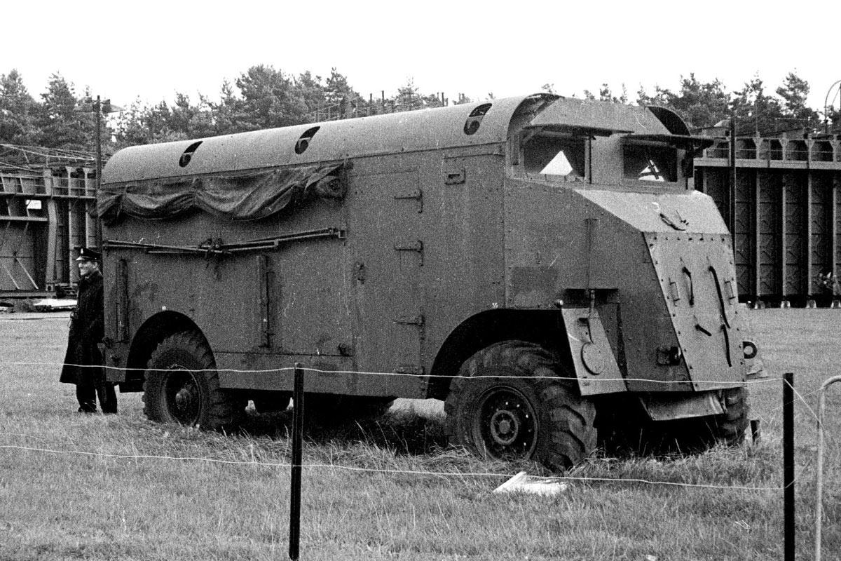 Personal Armored VehiclesPersonal Armored Vehicles