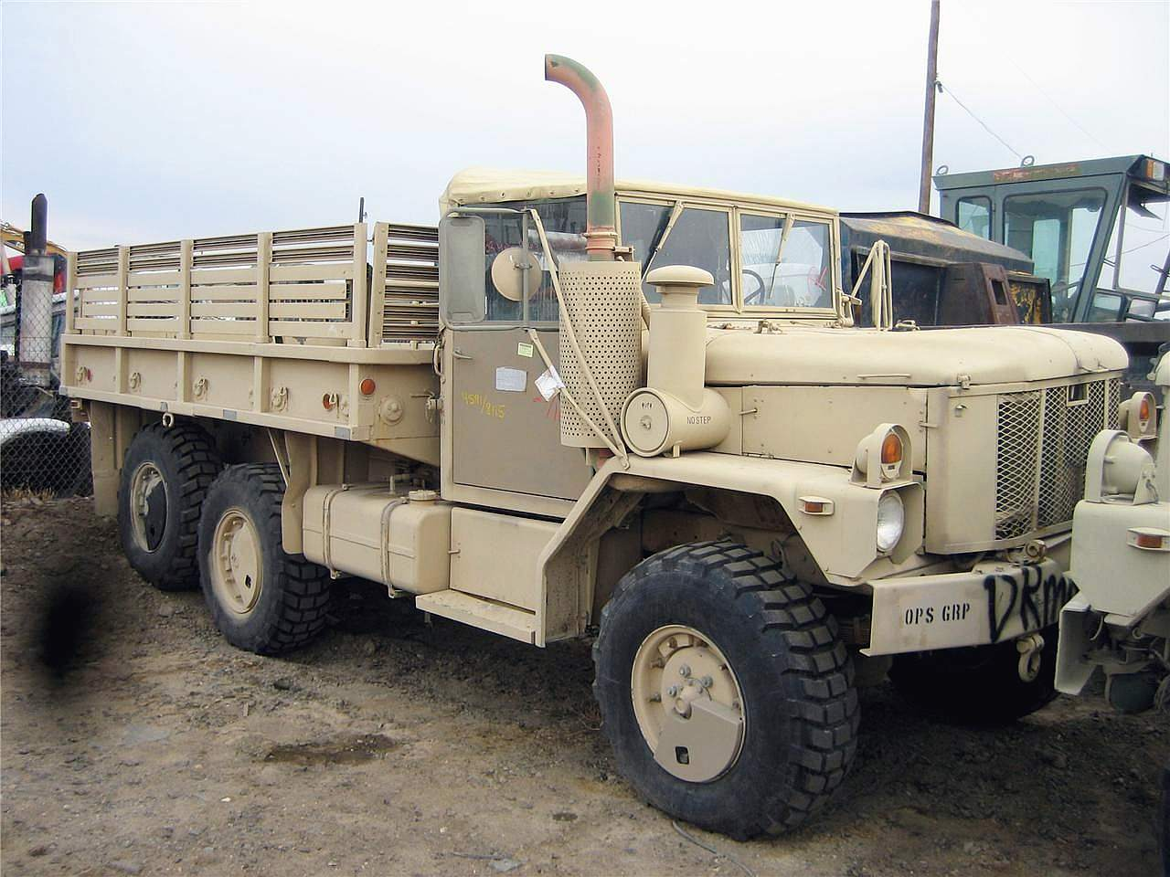 AM General - M35A3 (Military vehicles) - history, photos ...
