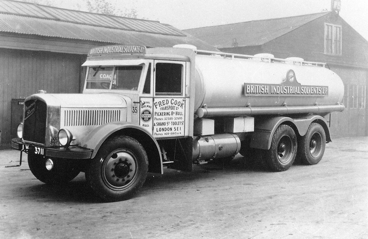 Armstrong Saurer Dynamic Dominant Commercial Vehicles