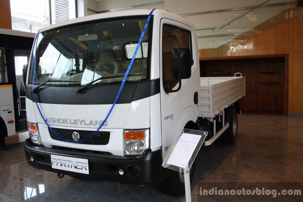 Norms Used Trucks >> Ashok Leyland Partner 2014 (Commercial vehicles) - Trucksplanet